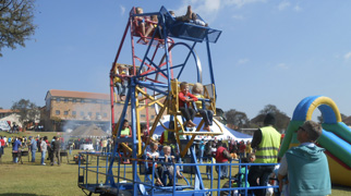 Mechanical Rides
